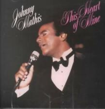 JOHNNY MATHIS - THIS HEART OF MINE [SONY] NEW CD