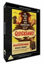 The Film Noir Collection Quicksand DVD Mickey Rooney Jeanne Cagney Barbara Bates
