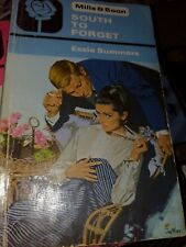Mills & Boon Romance Vintage Essie Summers South To Forget 1991 0263711730