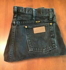 Wrangler Men's Black 936WBK Jeans Size 33 x 34
