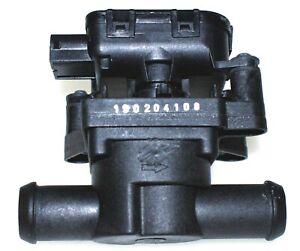 Wasserventil (2x Wasseranschlüsse DN=22mm) für MAN Bus, Neoplan - 2way valve