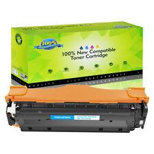 1 PACK - Cyan CE411A 305A Toner For HP LaserJet Pro 400 Color MFP M475dn M475dw