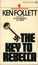 The Key to Rebecca by Ken Follett (1981, Paperback) Free Shipping