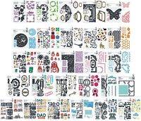 DOCRAFTS XCUT DIE CUTTING DIES - NEW APRIL 2015 DIES HOUSES BABY - UNIVERSAL FIT