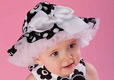 Mud Pie Baby CHIFFON RUFFLE HAT 167039 Tres Jolie Collection