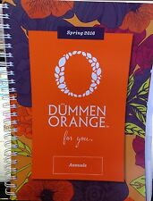 Dummen Orange For You: Annuals Spring 2016 catalog flowers plants gardens