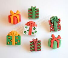 3D Holiday Fun Buttons Galore #CM 131 Christmas Star Vicki Schreiner