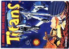 BD TBE : TITANS N°  52
