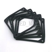 5 x 120mm PC Case Fan Anti Vibration Gasket Silicone Shock Proof Absorption Pad