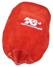 RX-4730DR K&N Air Filter Wrap DRYCHARGER WRAP; RX-4730, RED (KN Accessories)