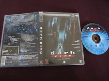 Dark city de Alex Proyas avec Rufus Sewell, DVD, SF/Thriller