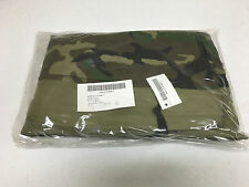 NEW US ARMY ISSUED BDU WOODLAND CAMO GORETEX BIVY COVER FOR SLEEPING SYSTEM NEW