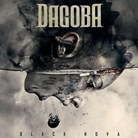 DAGOBA - BLACK NOVA  2 VINYL LP NEU