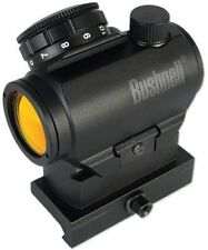 Bushnell Optics 1x25mm TRS-25 HiRise, 3 MOA Red Dot Sight, w/ Mount, : AR731306