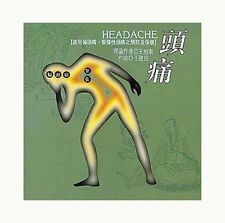 HEADACHE Chinese Medical Music .... CD ............ NEW