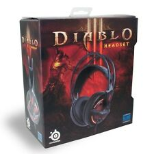 SteelSeries Diablo III 57002 USB Connector Circumaural Headset - R