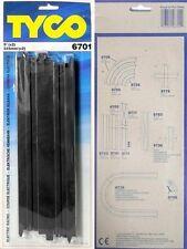 "1975-Present TYCO HO Slot Car 9/"" SAND Tan Straight TERMINAL Power TRACK 5832"