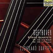 Beethoven: String Quartets Op. 132, Op. 135, New Music