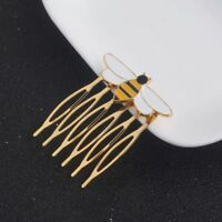 Personality Bee Shape Hair Comb Clip Inserted Comb Hair Accessories Hair Tool
