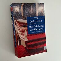 Das Geheimnis von Zimmer 3, Ein Fall für Inspector Morse von Colin Dexter | p213