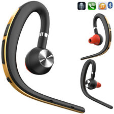Bluetooth Headset Headphone with Microphone for Samsung Galaxy S9 S10 LG V30 V40