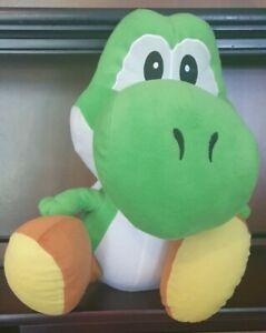 40cm Green Yoshi Plush Mario Nintendo