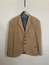 JACK WILLS TWEED Blazer - Size XL - Brown - Great Condition - Mens