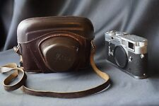 """for LEICA M3 M 3 ever ready case early ¼"""" screw late vintage original Tasche 2"""