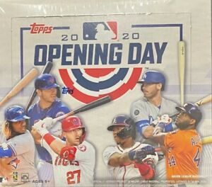 2020 TOPPS OPENING DAY INSERTS PICK YOUR CARD
