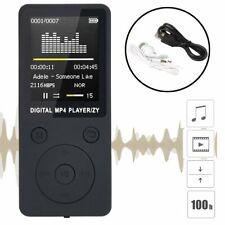 MP3 Spieler MP4 HiFi Bass Musik Player FM Radio AMV 1.8