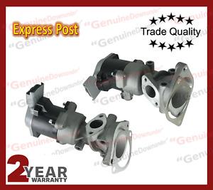 EGR Exhaust Valve PAIR Right & Left LANDROVER Discovery 07 - 12 V6 2.7L Diesel