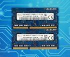4GB (2x2GB) PC3-12800s DDR3-1600MHz 1Rx8 Hynix Memory HMT325S6EFR8C-PB