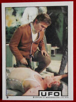 UFO - DEAD - Monty Gum (1970) - Card #09