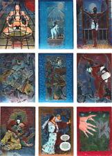 1995 SHI ALL CHROMIUM TRADING CARD SET