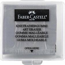 New Faber Castell Kneadable Art Artist's Putty Rubber Eraser