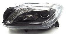New Genuine 2012-2015 Mercedes Benz ML W166 Left European Left Xenon Headlamp