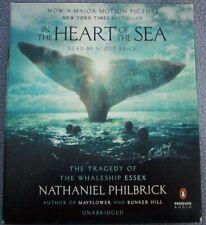 NATHANIEL PHILBRICK Heart Of The Sea 8 x CD AUDIO BOOK UNABRIDGED