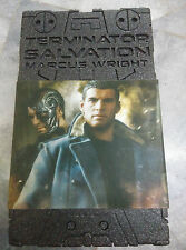 Hot Toys Terminator Salvation Marcus Wright MMS100 1/6 BEST DEAL Mint in Box