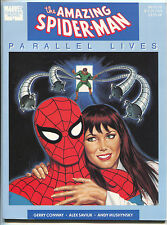 Amazing Spider-Man Parallel Lives 1 Marvel Graphic Novel 1989 NM-