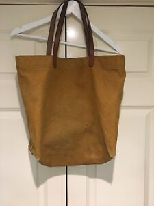 Madewell Canvas tote bag