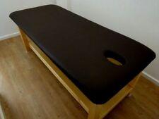 ULTRASTYLE THAI MASSAGE TABLE BLACK TOP FLAT RACK L190 H70 W80cm AUS MADE