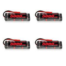Venom 7.2V 5000mAh NiMH Battery with HXT 4.0mm Plug x4 Packs