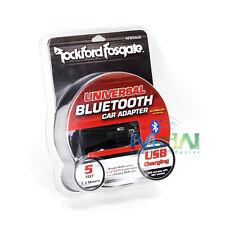 ROCKFORD FOSGATE RFBTAUX UNIVERSAL AUX to BLUETOOTH STREAM CAR ADAPTER RF-BT-AUX