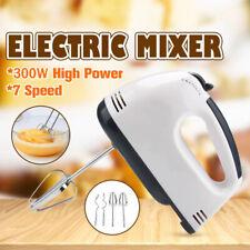 Manual Mini Dough Hand Mixer 7 Speed Food-Blender Handheld Electric Food mixer