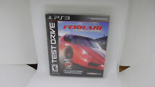 Test Drive: Ferrari Racing Legends (Sony PlayStation 3, 2012) Complete