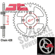 JT Sprockets Steel Rear Sprocket 428 Pitch 42 Tooth Honda CT110 (1980-1986)