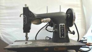 Vintage 1948 KENMORE ROTARY sewing machine diy