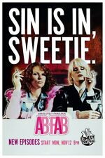 """Abfab Absolutely Fabulous Poster 24""""x36"""""""