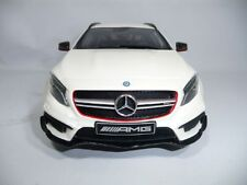 Mercedes-benz GLA 45 AMG Edition 1 diamantweiss 1:18 GT-Spirit dealer very rare