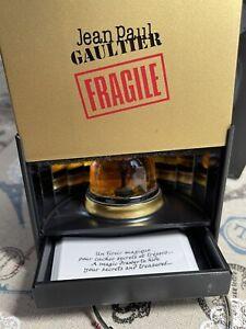 JEAN PAUL GAULTIER PARFUMS FRAGILE COFFRET MAGIC BOX MINIATURE COMPLET